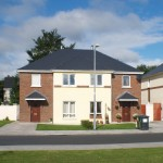 Housing Estate by Droughill Builders Laois